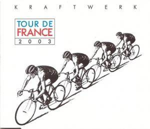 Kraftwerk: Tour De France 2003 - Cover