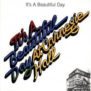 It's A Beautiful Day: It's A Beautiful Day At Carnegie Hall - Cover