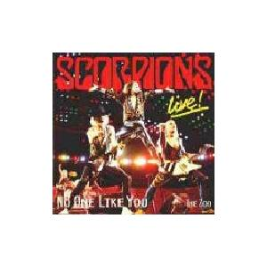 Scorpions: No One Like You - Cover