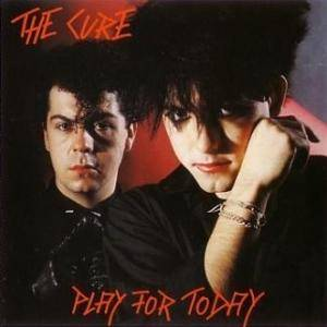 The Cure: Play For Today - Cover