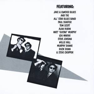 The Blues Brothers: Best Of The Blues Brothers (CD) - Bild 4