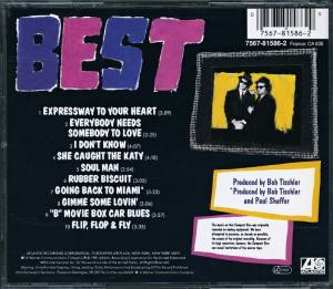 The Blues Brothers: Best Of The Blues Brothers (CD) - Bild 6