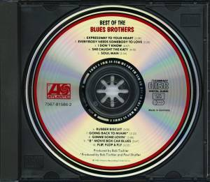 The Blues Brothers: Best Of The Blues Brothers (CD) - Bild 7