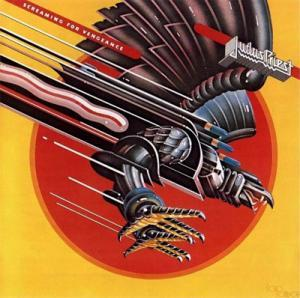 Judas Priest: Screaming For Vengeance - Cover