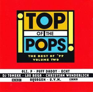 Cover - Freundeskreis Feat. Joy Denalane: Top Of The Pops - The Best Of '99 Volume Two