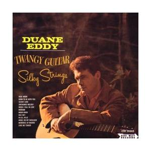 Cover - Duane Eddy: Twangy Guitar, Silky Strings