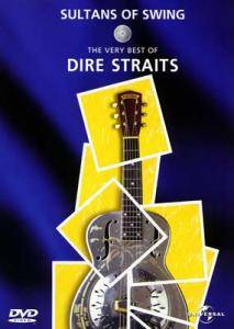 Dire Straits: Sultans Of Swing - The Very Best Of Dire Straits - Cover