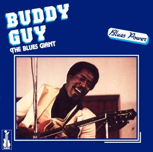 Cover - Buddy Guy: Blues Giant, The