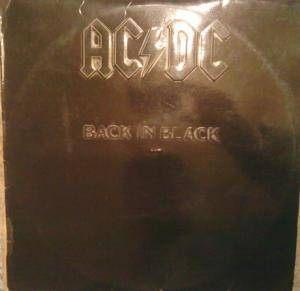 AC/DC: Back In Black (LP) - Bild 1