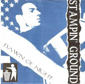 Cover - Stampin' Ground: Dawn Of Night