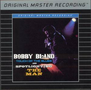 Cover - Bobby Bland: Touch Of The Blues And Spotlighting The Man