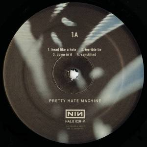 Nine Inch Nails: Pretty Hate Machine (2-LP) - Bild 5
