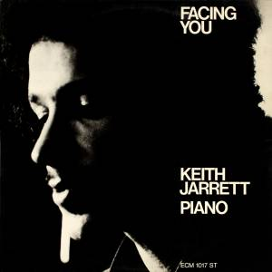 Cover - Keith Jarrett: Facing You