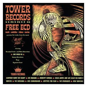 Tower Records - Musica 02.99 - Cover