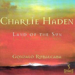 Cover - Charlie Haden: Land Of The Sun
