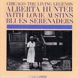 Cover - Alberta Hunter: Alberta Hunter With Lovie Austin's Blues Serenaders