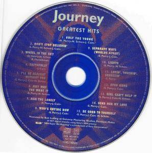 Journey: Greatest Hits (CD) - Bild 5