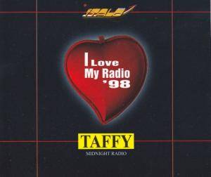 Cover - Taffy: I Love My Radio '98
