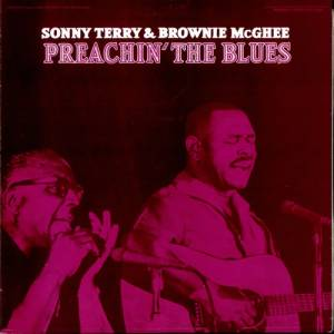 Cover - Sonny Terry & Brownie McGhee: Preachin' The Blues