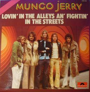 Cover - Mungo Jerry: Lovin' In The Alleys An' Fightin' In The Streets