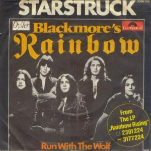 Ritchie Blackmore's Rainbow: Starstruck - Cover