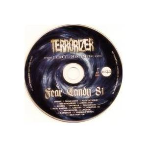 Cover - Thulcandra: Terrorizer 197 - Fear Candy 81