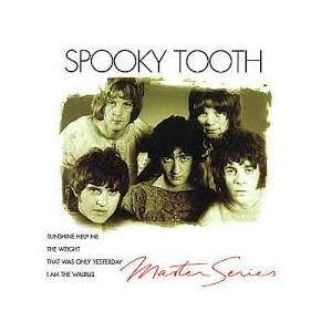 Spooky Tooth: Master Series - Cover