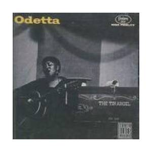 Cover - Odetta: Tin Angel, The