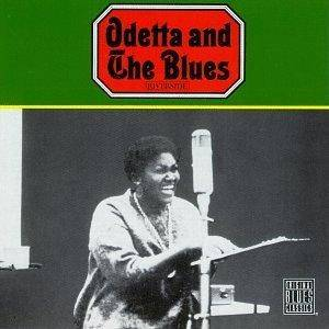Cover - Odetta: Odetta And The Blues