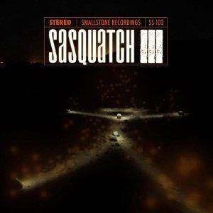 Sasquatch: III - Cover