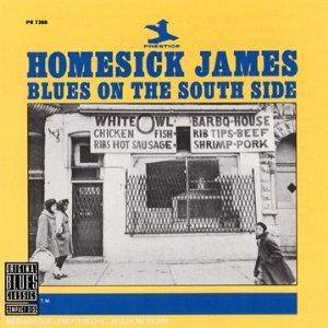 Cover - Homesick James: Blues On The South Side