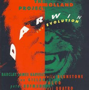 Cover - Rob Bolland: Bolland Project - Darwin The Evolution, The