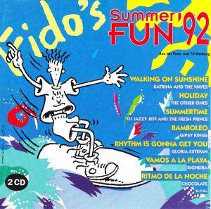 Cover - Double Jam: Fido's Summer Fun '92
