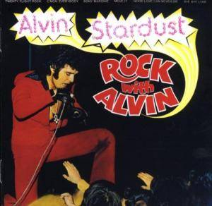 Alvin Stardust: Rock With Alvin - Cover