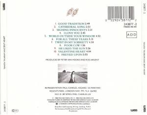 Tanita Tikaram: Ancient Heart (CD) - Bild 2