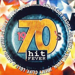 Cover - Hank Mizell: 1970's Hit Fever