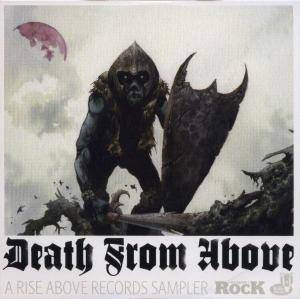 Cover - Blood Ceremony: Classic Rock 155 - Death From Above