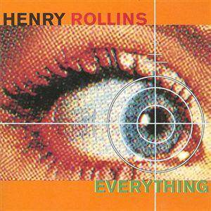 Cover - Henry Rollins: Everything