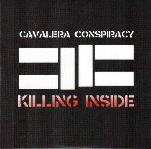 Cover - Cavalera Conspiracy: Killing Inside