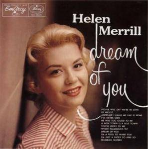 Cover - Helen Merrill: Dream Of You