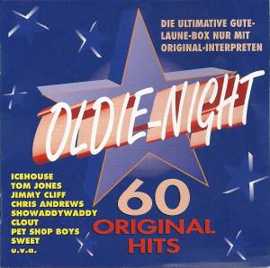Cover - Goombay Dance Band: 1. Oldie-Night