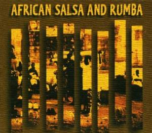 Cover - Bembeya Jazz: African Salsa And Rumba