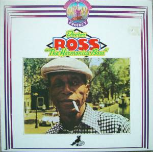 Cover - Doctor Ross: Harmonica Boss, The
