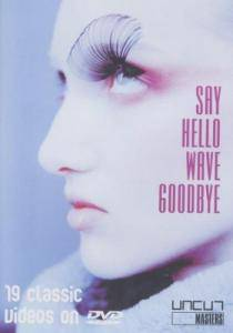 Say Hello, Wave Goodbye - Cover
