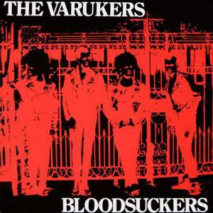 The Varukers: Bloodsuckers - Cover