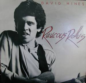 Cover - David Hines: Raucous Rollus