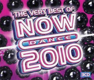 Cover - Alexandra Burke: Very Best Of Now Dance 2010, The