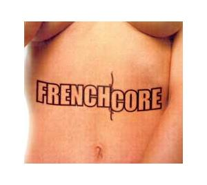 Frenchcore Vol. 1 - Cover