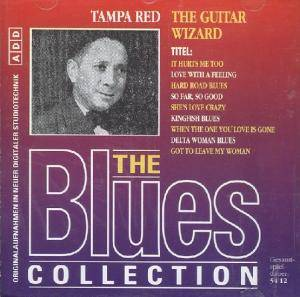 Cover - Tampa Red: Blues Collection - The Guitar Wizard, The