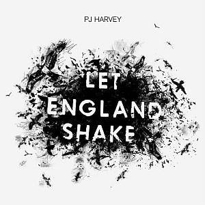 Cover - PJ Harvey: Let England Shake